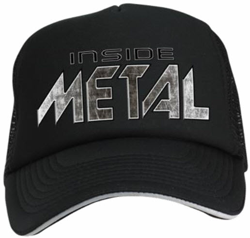 Inside Metal hat