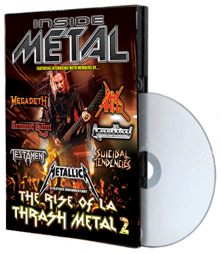 ef1a8685b0e dvd cover. Throughout history, the San Francisco Bay Area has long been  deemed as the epicenter for Thrash Metal whereas Los Angeles has invariably  been ...